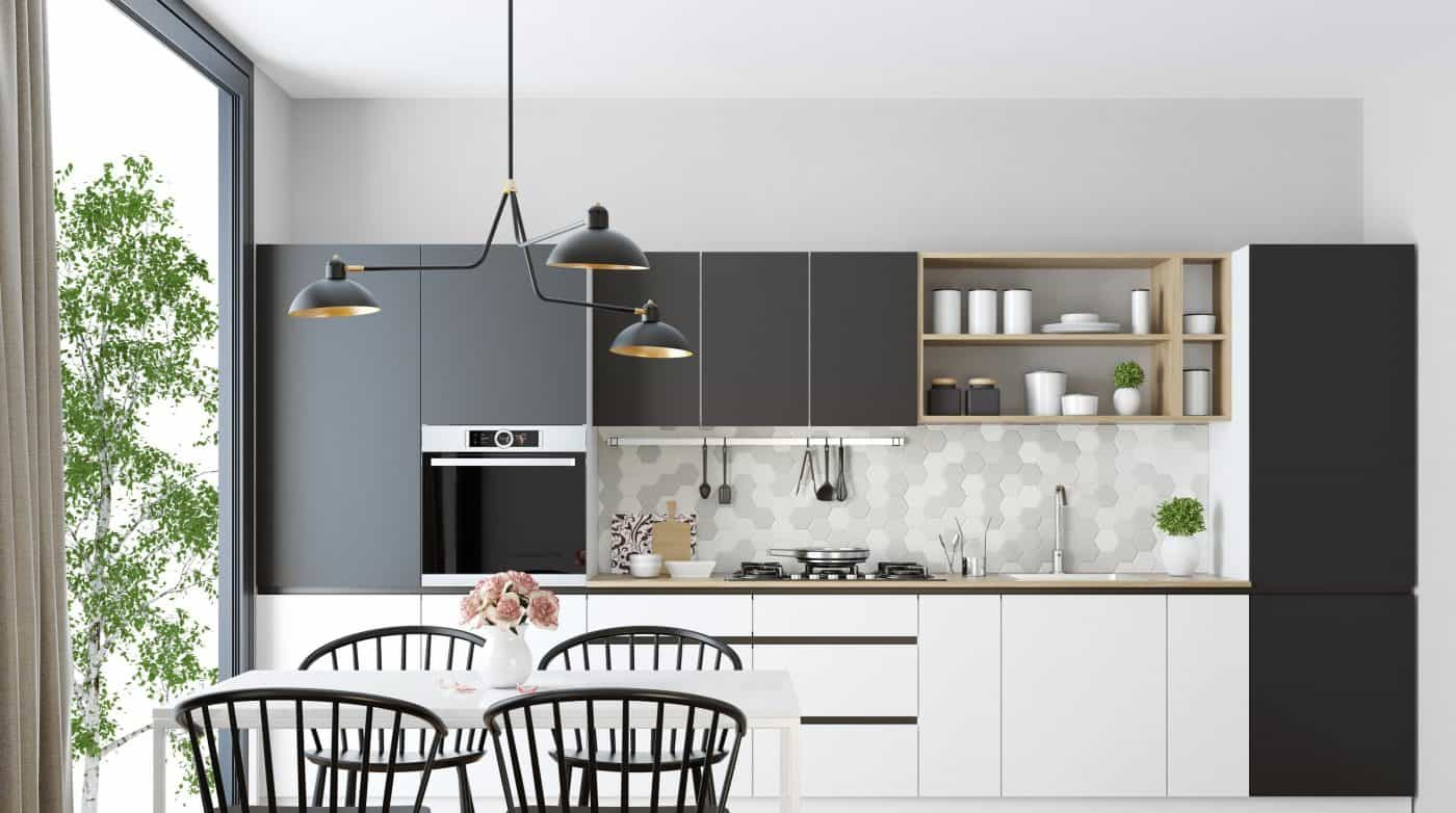 Small Space Solutions: Maximise Your Single-Wall Kitchen